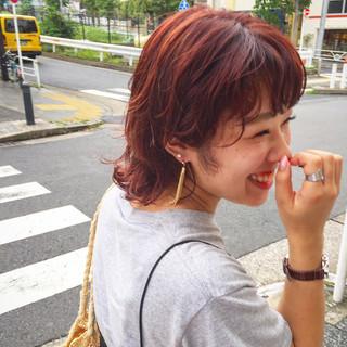アンニュイ 女子会 デート リラックス ヘアスタイルや髪型の写真・画像