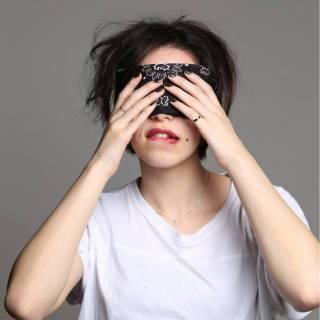 モード ストリート ウェーブ ボブ ヘアスタイルや髪型の写真・画像 ヘアスタイルや髪型の写真・画像
