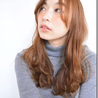 外国人風 ゆるふわ ストリート パーマ ヘアスタイルや髪型の写真・画像