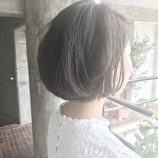 ショート 簡単 似合わせ ナチュラル ヘアスタイルや髪型の写真・画像 ヘアスタイルや髪型の写真・画像