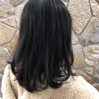 大人ミディアム ナチュラル ミディアム ナチュラル可愛い ヘアスタイルや髪型の写真・画像