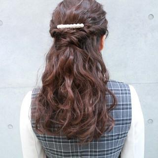 ゆるふわ 大人女子 ロング 大人かわいい ヘアスタイルや髪型の写真・画像