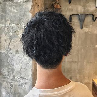 坊主 ショート ストリート ボーイッシュ ヘアスタイルや髪型の写真・画像