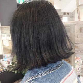ショート リラックス ブルージュ 外国人風 ヘアスタイルや髪型の写真・画像