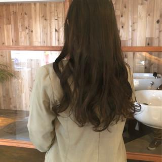ナチュラル ロング お手入れ簡単!! 外国人風カラー ヘアスタイルや髪型の写真・画像