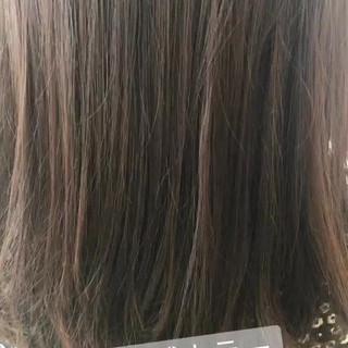 大人かわいい ナチュラル パーマ 透明感 ヘアスタイルや髪型の写真・画像
