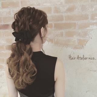 ナチュラル ミディアム コンサバ パンク ヘアスタイルや髪型の写真・画像