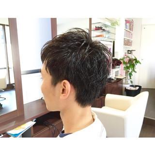 坊主 メンズ ナチュラル 刈り上げ ヘアスタイルや髪型の写真・画像