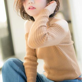 愛され ナチュラル 小顔 大人女子 ヘアスタイルや髪型の写真・画像