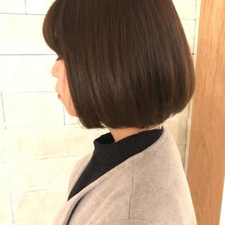 オフィス 簡単スタイリング ナチュラル お手入れ簡単!! ヘアスタイルや髪型の写真・画像