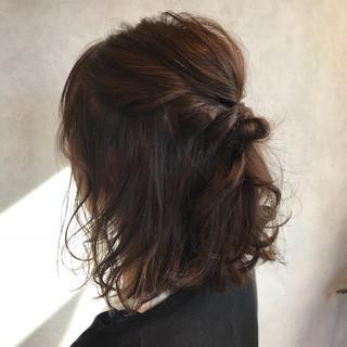永澤佑衣さんのヘアスナップ