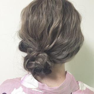 ショート ストリート ゆるふわ くせ毛風 ヘアスタイルや髪型の写真・画像