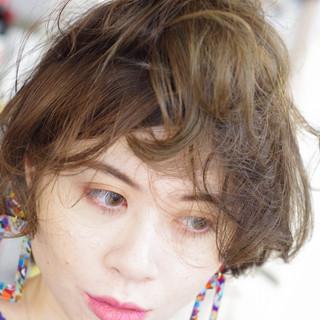 ヘアアレンジ セルフヘアアレンジ 簡単ヘアアレンジ ボブ ヘアスタイルや髪型の写真・画像