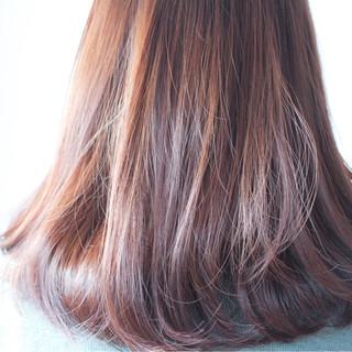 ラベンダー ナチュラル ラベンダーピンク グレージュ ヘアスタイルや髪型の写真・画像 ヘアスタイルや髪型の写真・画像