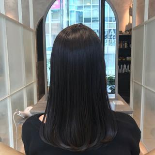 ナチュラル 美髪 似合わせカット 可愛い ヘアスタイルや髪型の写真・画像