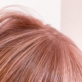 ミディアム 透明感カラー ナチュラル 艶髪 ヘアスタイルや髪型の写真・画像