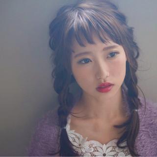 ピュア ショート アッシュ ガーリー ヘアスタイルや髪型の写真・画像