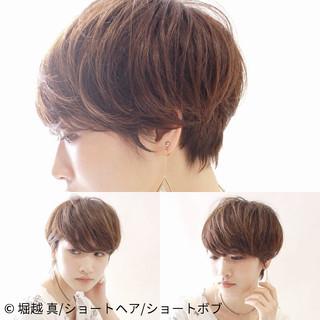 ほんのりセクシーな髪型♡メンズライクなマッシュヘア大特集