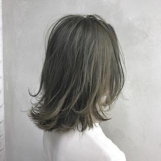 秋 ナチュラル 外国人風カラー マット ヘアスタイルや髪型の写真・画像