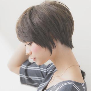 黒髪 ナチュラル 前髪あり 大人女子 ヘアスタイルや髪型の写真・画像