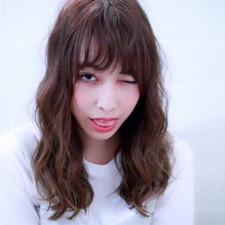 透明感 フェミニン リラックス 秋 ヘアスタイルや髪型の写真・画像