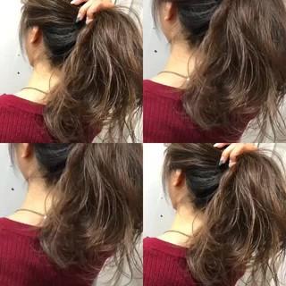 ストリート ブリーチ ダブルカラー グラデーションカラー ヘアスタイルや髪型の写真・画像