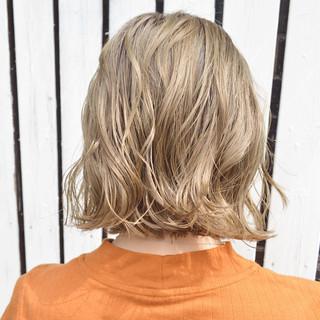 デート オフィス ナチュラル ボブ ヘアスタイルや髪型の写真・画像 ヘアスタイルや髪型の写真・画像