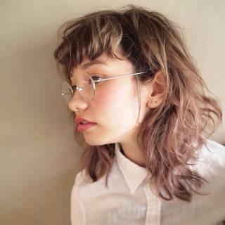 ストリート 春 パンク ロング ヘアスタイルや髪型の写真・画像