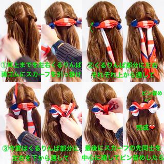 簡単ヘアアレンジ ショート フェミニン ヘアアレンジ ヘアスタイルや髪型の写真・画像 ヘアスタイルや髪型の写真・画像