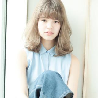 外国人風 パーマ モテ髪 愛され ヘアスタイルや髪型の写真・画像