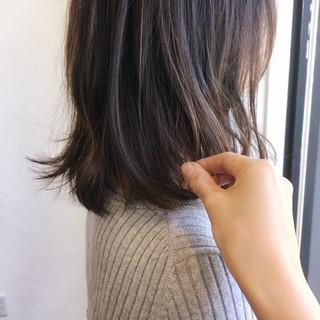 守屋恵理さんのヘアスナップ
