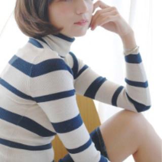 ストリート 外国人風 アッシュ 黒髪 ヘアスタイルや髪型の写真・画像