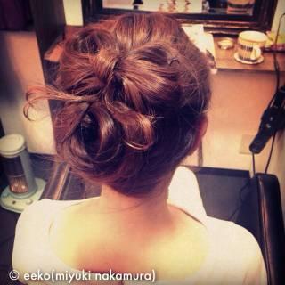モテ髪 三つ編み 愛され コンサバ ヘアスタイルや髪型の写真・画像