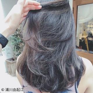フェミニン ロング 大人かわいい デート ヘアスタイルや髪型の写真・画像