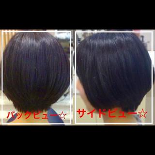 ヘアアレンジ ガーリー ショート 時短 ヘアスタイルや髪型の写真・画像