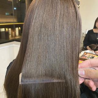 ナチュラル 透明感カラー 大人かわいい oggiotto ヘアスタイルや髪型の写真・画像
