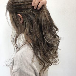 ハイライト 外国人風カラー ストリート 極細ハイライト ヘアスタイルや髪型の写真・画像