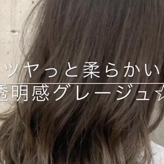 モテ髪 フェミニン 冬 アンニュイほつれヘア ヘアスタイルや髪型の写真・画像