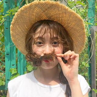 ナチュラル ヘアアレンジ 前髪あり 三つ編み ヘアスタイルや髪型の写真・画像