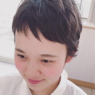 小林 由佳さんのヘアスナップ