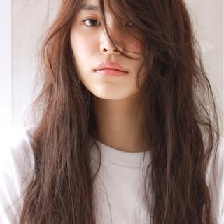 パーマ 前髪あり ストリート アッシュ ヘアスタイルや髪型の写真・画像 ヘアスタイルや髪型の写真・画像