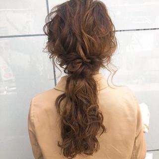 簡単ヘアアレンジ ヘアアレンジ デート 結婚式 ヘアスタイルや髪型の写真・画像 ヘアスタイルや髪型の写真・画像