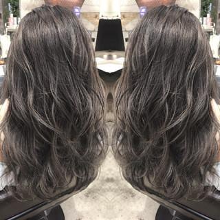 外国人風 透明感 ナチュラル ヘアアレンジ ヘアスタイルや髪型の写真・画像