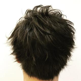 ストリート メンズ 刈り上げ 坊主 ヘアスタイルや髪型の写真・画像