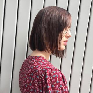 宇野智祐さんのヘアスナップ