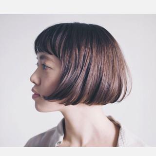 ナチュラル リラックス モード 色気 ヘアスタイルや髪型の写真・画像