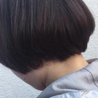 ダブルカラー ストリート ショート アウトドア ヘアスタイルや髪型の写真・画像