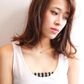 愛され かわいい 抜け感 モテ髪 ヘアスタイルや髪型の写真・画像 ヘアスタイルや髪型の写真・画像