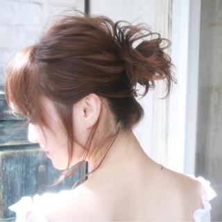 涼しげ 夏 ロング 大人かわいい ヘアスタイルや髪型の写真・画像 ヘアスタイルや髪型の写真・画像
