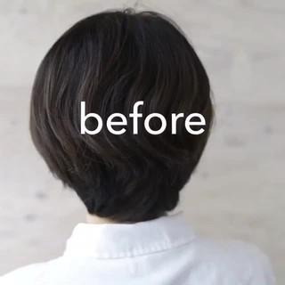 BRIDGE/みやぎ かすみさんのヘアスナップ